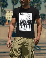 """Мужская футболка """"The beatles"""""""