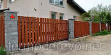 Забор из еврососны