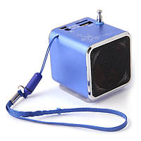 Портативная мини колонка-радио WS-Q-5    .e