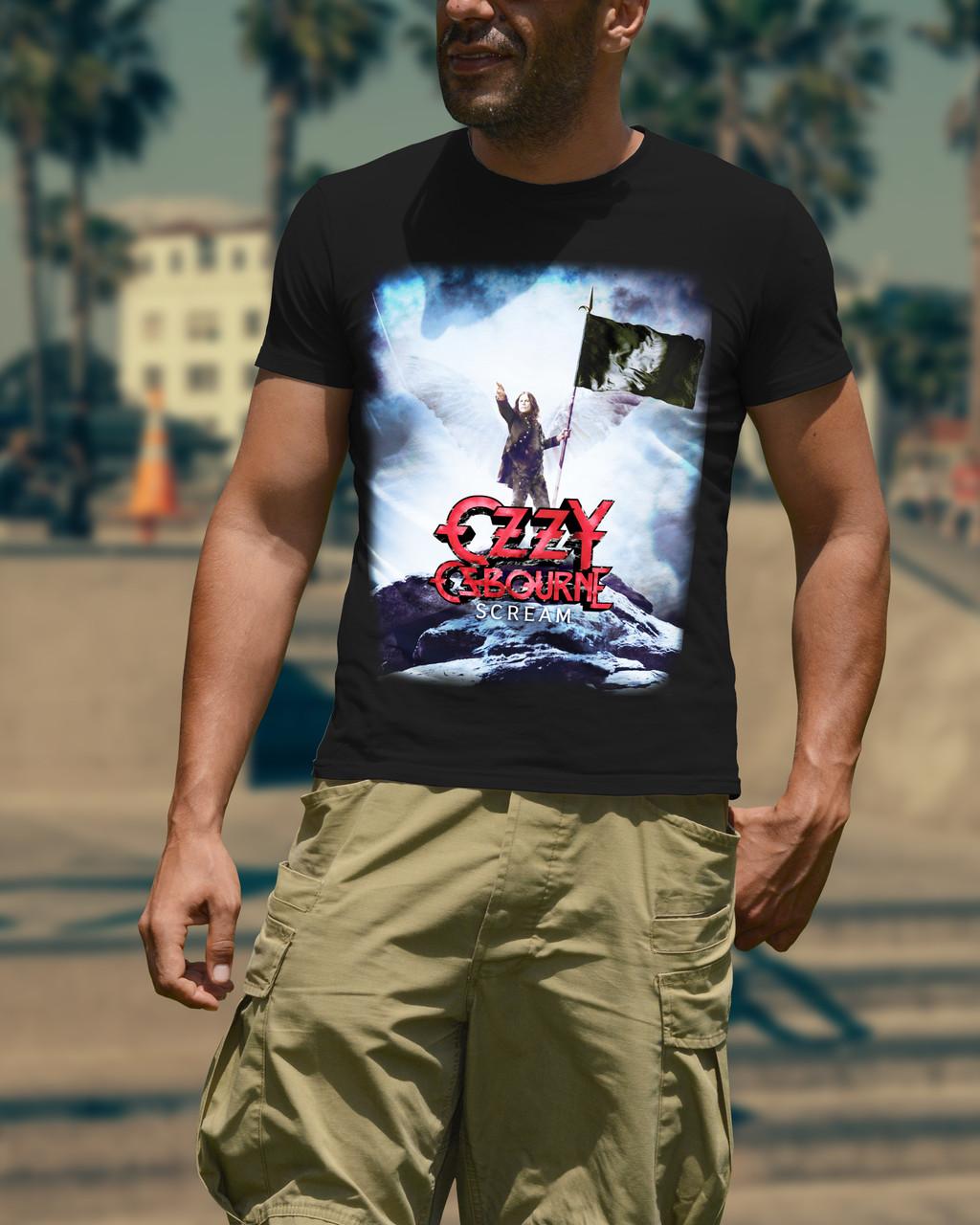 """Чоловіча футболка """"Ozzy Ozbourne"""""""