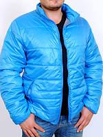 Мужская демисезонная куртка без капюшона City