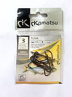 Крючки Kamatsu FUNA 3