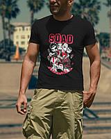 """Мужская футболка """"SOAD"""""""