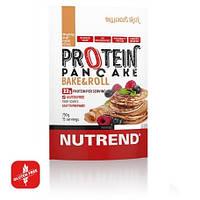 Готовая специальная смесь для булочек и оладушек Protein Pancake (750 г) Nutrend