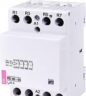 Контактор RD 40-04(230V AC/DC) ЕТІ