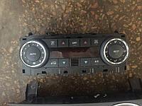Блок управления климатконтролем Mercedes A1699001000