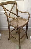 Барный стул (матовый дуб)