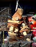 Міцна іграшка для великого папугу (Пеньок), фото 3