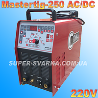 Аргоновая сварка Спика MasterTIG-250  AC DC, фото 1