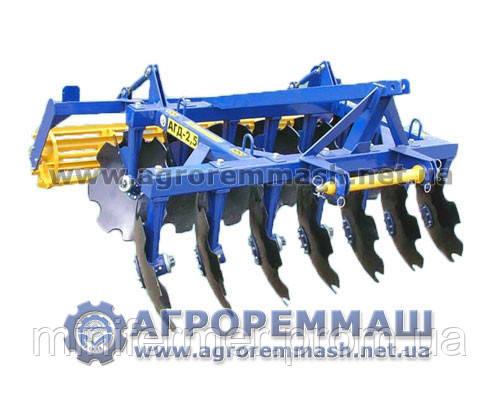Агрегат почвообрабатывающий дисковый АГД-2,5