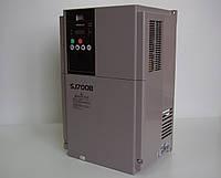 Преобразователь частоты SJ700B-370HFF, 37кВт/380В