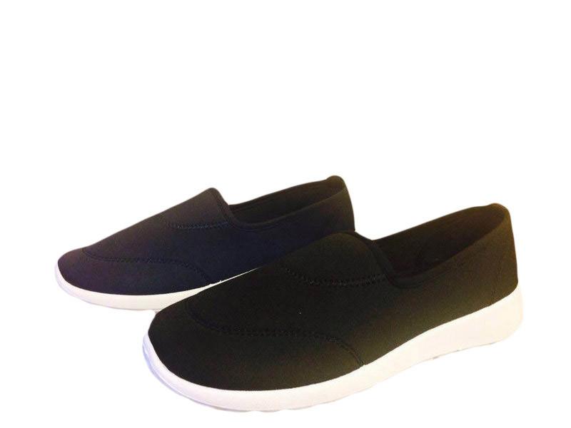 Текстильная обувь, размеры 39,39, цвет синий, арт. FY5005