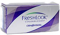 Контактная линза цветная Freshlook ColorBlends