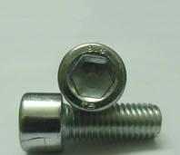 Винт с цилиндрической головкой и внутренним шестигранником М14 DIN 912, ГОСТ 11738