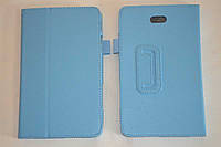 Чехол-книжка для Dell Venue 8 pro (голубой цвет)