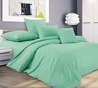 Комплект постельного белья евро, перкаль Утренняя роса