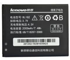 Аккумулятор для Lenovo A388T, A526, A328, A338T, A398t Plus, A529, A680, A590, A300, A750 оригинальный, батарея BL192, фото 2