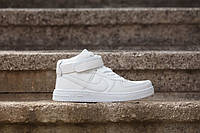 "Кроссовки Nike Air Force 1 High ""White"""