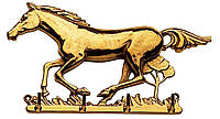 Ключница настенная лошадь Stilars 1093