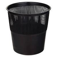 Ведра мусорное черное (для бумаги)