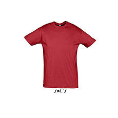 Футболка красная SOL'S REGENT размеры от S до 3XL