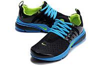 "Кроссовки Nike Air Presto ""Black-Blue"""