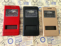 Кожаный чехол книжка Momax для Samsung Galaxy J2 Prime G532F/DS (3 цвета)