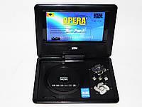 Портативный DVD плеер телевизор Opera OP-777D 3D
