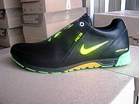Кроссовки кожаные мужские яркие Nike 40 -45 р-р, фото 1