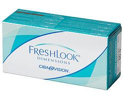 Контактні лінзи кольорові Freshlook Dimensions