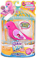 Интерактивная Птичка Little Live Pets Bird - Pretty Pearl