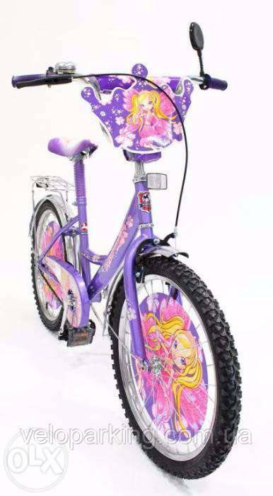 Велосипед детский Mustang Принцесса 16 Princess 2017 P1