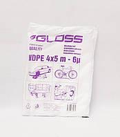 Защитная пленка - стандарт 4 х 5м 6mkrGloss