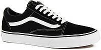 "Кроссовки Vans Old Skool ""Black/White"""
