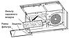 "Фильтр ""стандарт"" для рекуператора Mitsubishi Lossnay VL-100 (оригинал)"