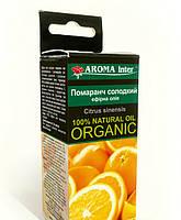 Эфирное масло апельсина сладкий 5 мл