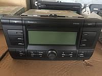 Головное устройство (магнитола) Skoda Oсtavia A5 1Z0035161B