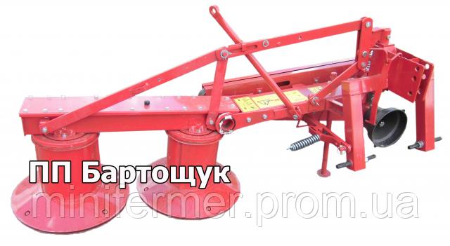 Косилка роторная навесная Wirax Z-069/1 (1.35 м, мини)