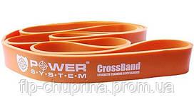 Резина для тренировок CROSSFIT LEVEL 2 ORANGE