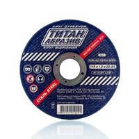 Круг (диск) отрезной ТИТАН АБРАЗИВ 115х1,2х22 (ТА1151222)