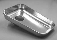Лоток для мясорубки Moulinex SS-193128 металлический, фото 1