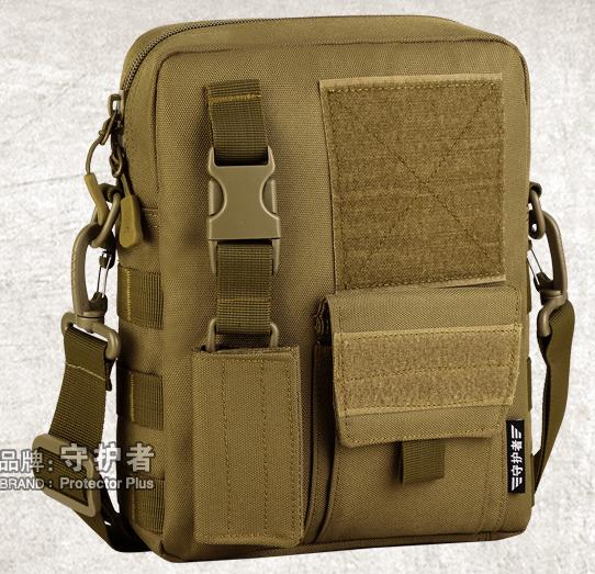 Сумка тактическая наплечная Protector Plus K316