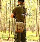 Сумка тактическая наплечная Protector Plus K316, фото 2