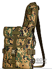 Сумка тактическая наплечная Protector Plus X218, фото 5