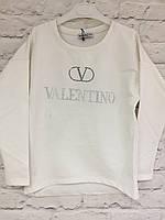 Кофта-туника Valentino для девочек 6-15 лет