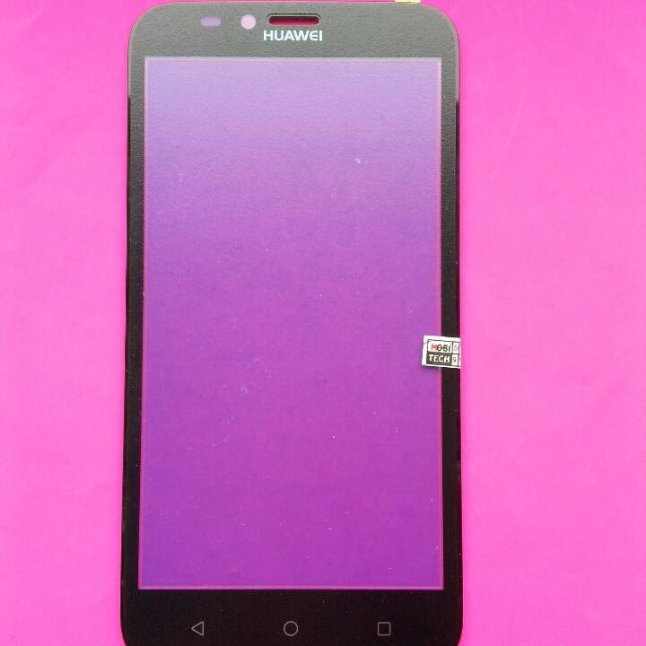 Сенсорный экран для Huawei Ascend Y625 черный