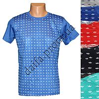 Котоновая футболка для подростков (10-15лет) T19B оптом со склада в Одессе (7км).