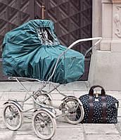 Elodie Details - Дождевик для коляски, Pretty Petrol, фото 1