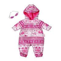 Зимний комбинезон для куклы Baby Born Zapf Creation 821381