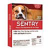 Капли Sentry от блох и клещей для собак 15-30 кг, 3 мл